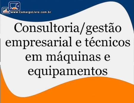 Técnico / Consultoria em automação, ferramentas, moldes e usinagens