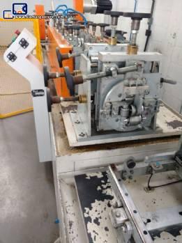 Linha para produção de perfil de aço Drywall