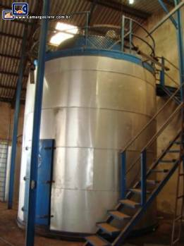 Conjunto Spray Dryer