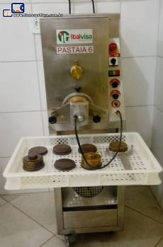 Extrusora de massa Italvisa