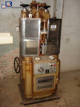 Compressora Manesty express 20