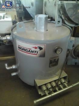 Caldeira boiler marca Morganti