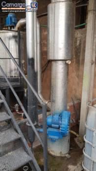 Lavadora de gases