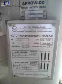 Transformador trafo