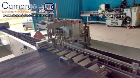 Encartuchadeira horizontal CAM